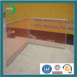 Vinly Coated Temporary Fence Barricade Factory Price pictures & photos