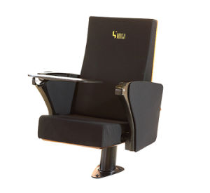 Auditorium Theater Chair with A3 Writing Tablet pictures & photos
