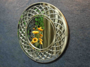 Decorative-Wall-Mirror Glass, Silver Mirrorglass pictures & photos