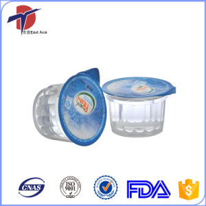 PP Water Cup Sealing Foil Lids with 73mm Diameter pictures & photos