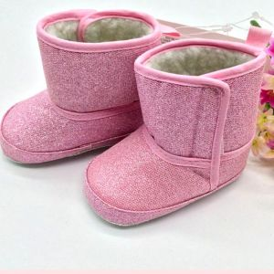 Warm Baby Winter Boots Shoes Made in China (Kx715 11) pictures & photos