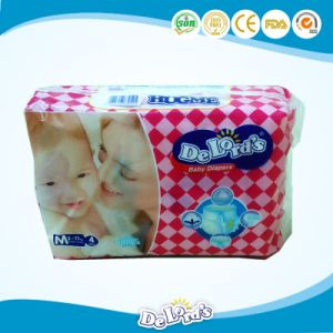 Best Selling in Africa Cotton Baby Diaper pictures & photos