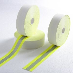 Fire Resistant Reflective Tape with Npfa Certificate (5002-1A) pictures & photos