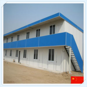 Environmental Light Steel Prefabricated Apartment pictures & photos