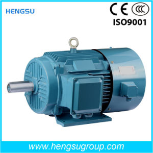 Ye2 Series High Efficiency Three-Phase Induction Motor pictures & photos