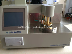 ASTM D93 Pensky Martin Electromic Ignition Flash Point Testing Equipment pictures & photos