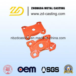 Investmen Steel Casting for Railway Parts pictures & photos