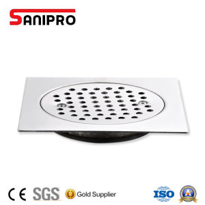 Stainless Steel Square Shower Floor Drain Bathroom Special Floor Drain for Washing Machine pictures & photos