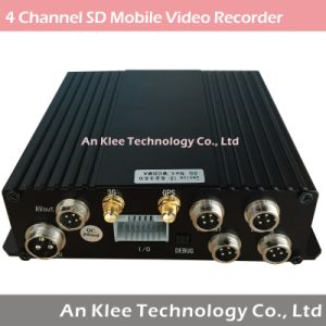 School Bus DVR System with 3G 4G Live Steaming GPS