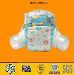 Cute Printed Customized Brand Baby Diapers OEM Brand pictures & photos