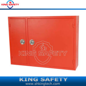 Fire Fighting Equipment Fire Hose Reel Cabinet pictures & photos