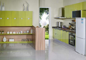Professional Custom Solid Wood Italian Kitchen Furniture pictures & photos