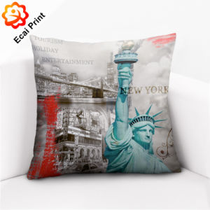 Custom Made Printed Decorative Pillow