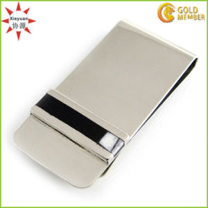Custom Blank Metal Money Clip with Stainless Steel for Wholesale pictures & photos