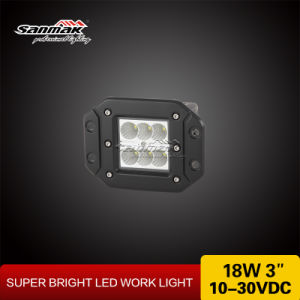 18watt High Output Truck LED Spot Work Light pictures & photos
