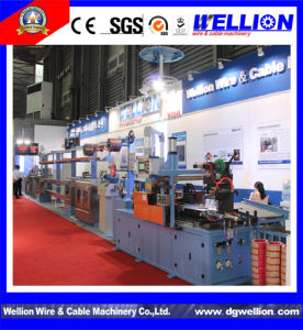 Hot Sale Electric Wire and Cable Extruding Machines pictures & photos