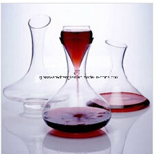 Hot Selling Wine Glass Decanter (XJQ-13) pictures & photos