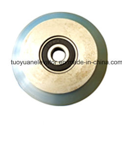 85mm Thyssen Guide Boot Wheel Used for Elevator/Lift pictures & photos