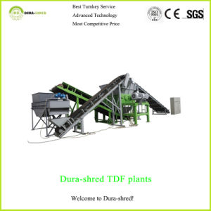 Dura-Shred Automatic Shredder Machine for Tires (TSD1651) pictures & photos