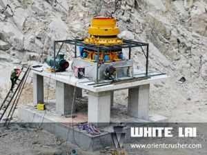 WLCM 1160 Combined Cone Crusher pictures & photos