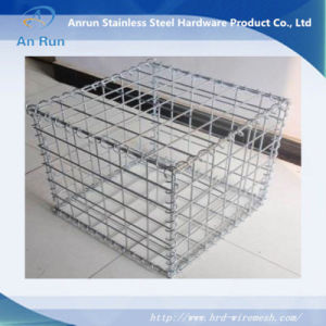 Galvanized/Galfan/PVC Welded Gabion/Welded Gabion Basket pictures & photos