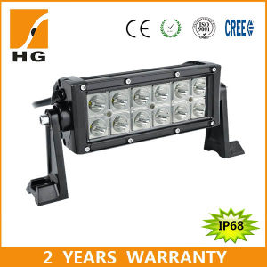 8′′ Double Row Light Bar LED Light Automotive for Car pictures & photos