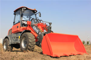 New Er15 Front Loader with Plain Bucket/EPA Engine for Sale pictures & photos