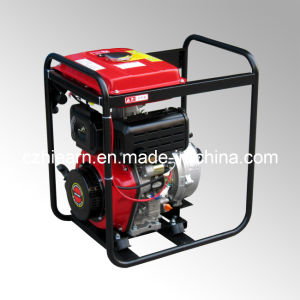 2 Inch High Pressureelectric Start L Diesel Water Pump (DP20HE) pictures & photos