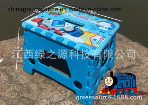 Greensource, in-Mould Labeling of Lovely Cartoon Stool pictures & photos
