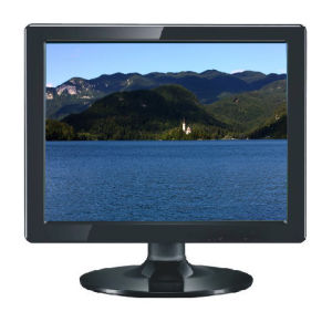 2014 Hot Sale! 17 Inch LCD Monitor/TV Monitor LCD with LED Backlight VGA pictures & photos