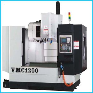 Chinese Vmc1200 Vertical Machiming Center