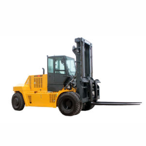 Construction Machinery 14 Ton Cummins Engine Heavy Forklift pictures & photos