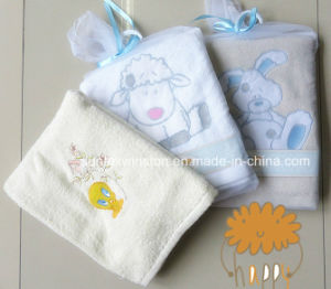 100% Cotton Baby Towels / Baby Bath Towels pictures & photos