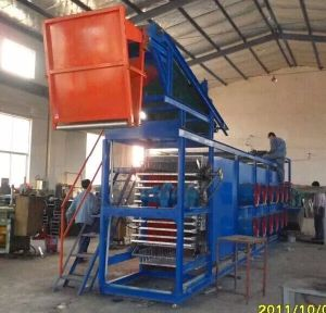 Ce ISO Rubber Sheet Cooling Machine with Xpg-800-900 pictures & photos