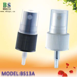 Smooth Ribbed Plastic Fine Mist Sprayer pictures & photos