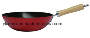 Chinese Iron Wok Cookware pictures & photos