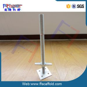 Pipe Screw Scaffolding Jack Base (FF) pictures & photos