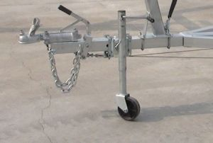 Galvanized Boat Trailer Leaf Springs Boat Trailer Winch Boat Transport Trailer pictures & photos