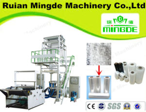 Three Layer Film Blowing Machine (MD-3L) pictures & photos