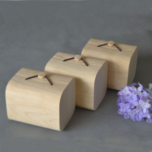 Packaging Wooden Perfume Boxes Tea Caddy Bark Box of Custom pictures & photos
