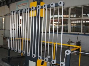 PP Strap Belt Making Machinery pictures & photos