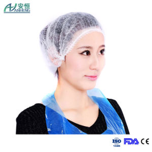 Cheap Disposable Non-Woven Medical Bouffant Cap pictures & photos