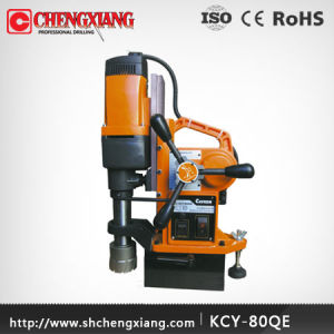Hot Sale 80mm Automatic Feed Magnetic Core Drill pictures & photos