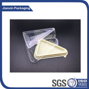 Customize Golden Plastic Blister Packaging Tray pictures & photos