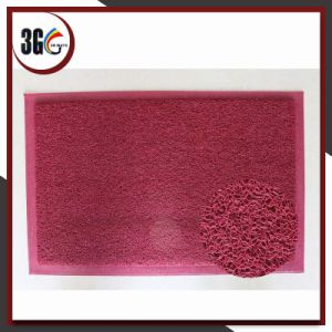 3G PVC Plain Door Mat pictures & photos