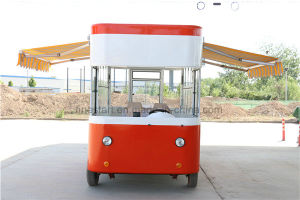 Moving Restaurant Car with Full Set of Equipment pictures & photos