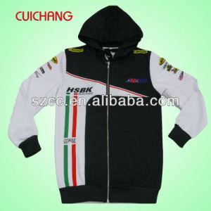 Wholesale Polyester Heat Transfer Printing Custom Design Fashional Good Quality Hoodies Lmwy-017