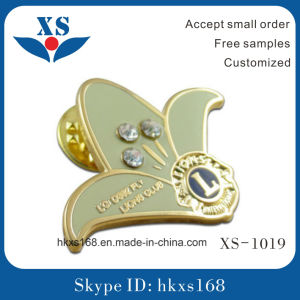 Factory Direct Sale Metal Lapel Pin Badge pictures & photos