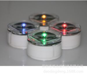 Solar Glass Ground Road Stud Light pictures & photos