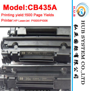 Black Printer Toner Cartridge for HP CB435A (35A) / HP CB436A (36A) pictures & photos